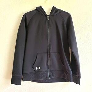 Under Armour UA Storm Women's Black Hooded Jacket